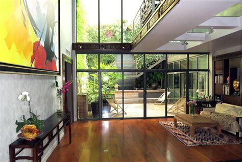 Maison Patio Interieur by Bien Par Ville Patrice Lalonde