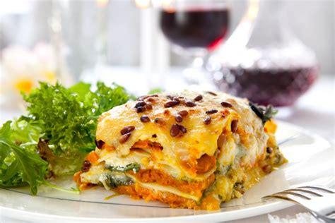 si鑒e med k 252 rbis spinat lasagne mit ziegenk 228 se rezept kochrezepte at