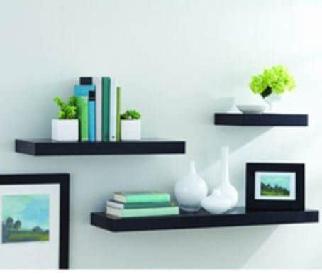 Rak Dinding 6pack Floating Shelves Diskon jual beli floating shelves rak dinding isi 3 buah murah