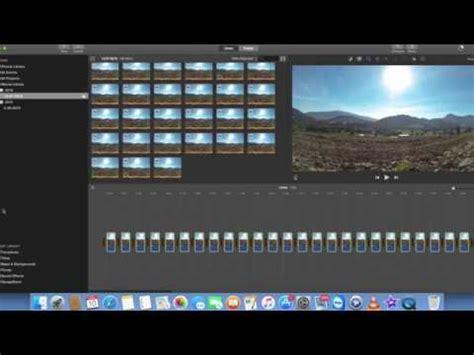 imovie tutorial time lapse imovie special effects tutorial doovi
