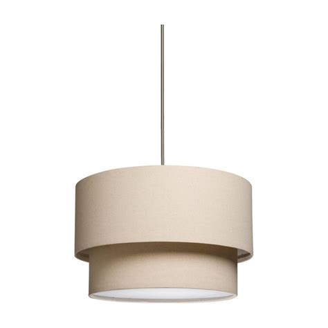 Mercer Street Drum Pendant Artcraft Lighting Lighting Connection