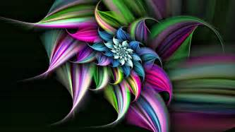 3d Flower Pictures - gallery for gt 3d images of flowers