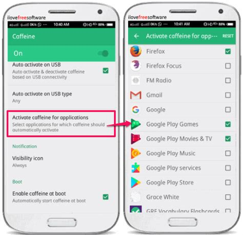android sleep mode prevent android phone from going into sleep mode for specific apps mobile mania nsane forums