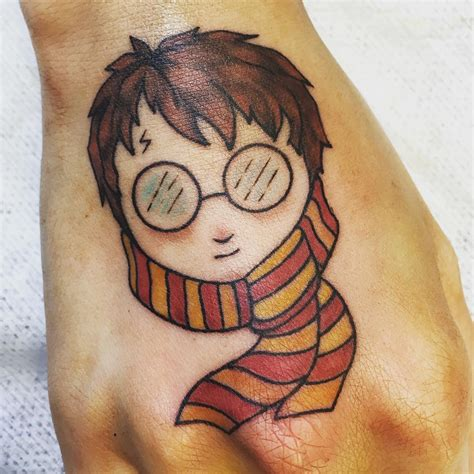 daniel radcliffe tattoo 105 harry potter designs meanings specially