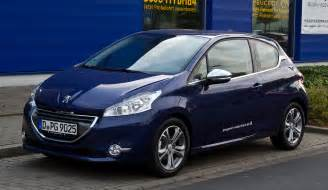 Www Peugeot 208 Peugeot 208 History Photos On Better Parts Ltd