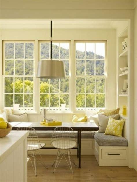 Kitchen Bay Fenster by Gem 252 Tliche K 252 Che Im Landhausstil Einrichten