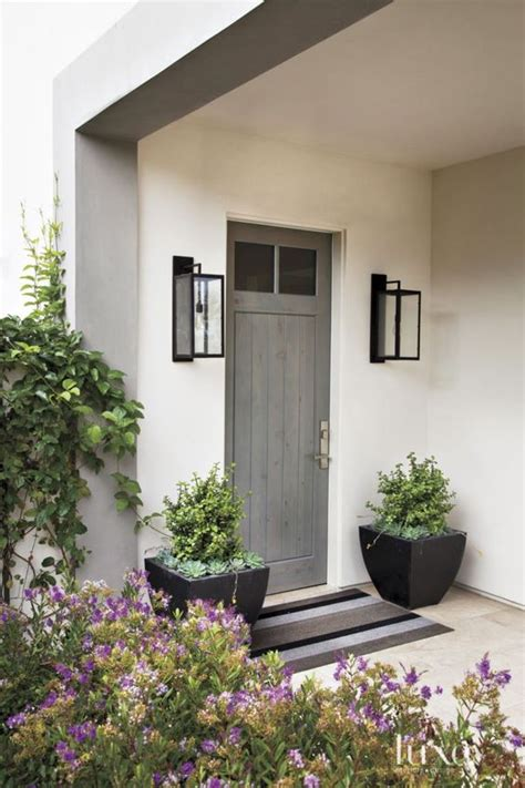 Modern Front Door Lights Schlage Winner Announced Modern Front Door Envy Withheart