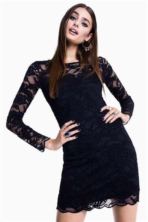 H Dres black lace dress handm www pixshark images