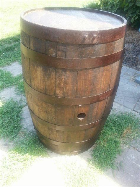 Whiskey Barrel Decor by Whiskey Barrel We 10 In Our Rental Collection