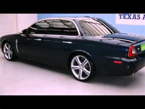 2008 jaguar xjr supercharged houston tx