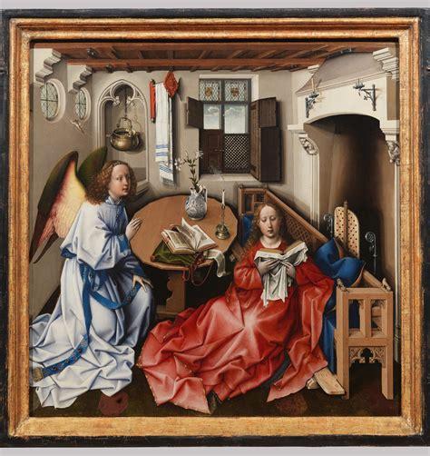 Northern Renaissance Vs Italian Renaissance Essay by Robert Cin Merode Triptych 1425 30 Thinglink