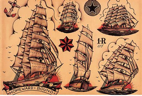 tattoo flash sailor jerry tattoo maritimas pesquisa google flash de tatuagem