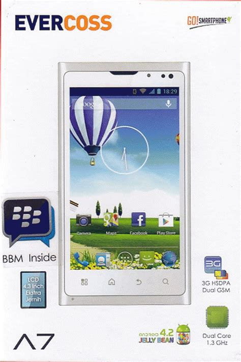 Tablet Evercoss Second harga hp evercoss a7s murah dan spesifikasi caroldoey
