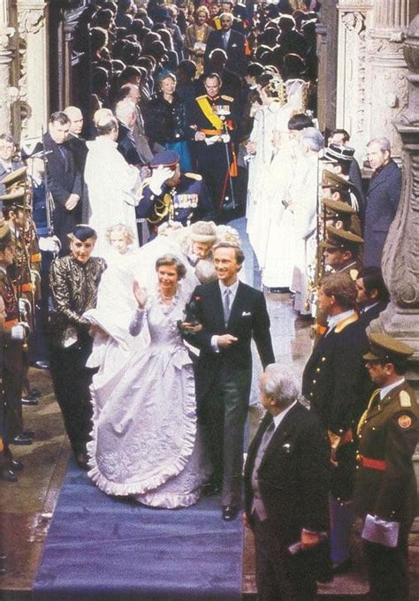 wedding dress princess marie astrid  luxembourg