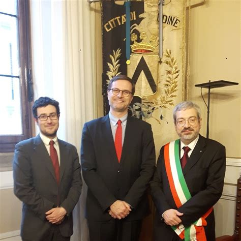 consolato francese venezia visita a udine la en italie