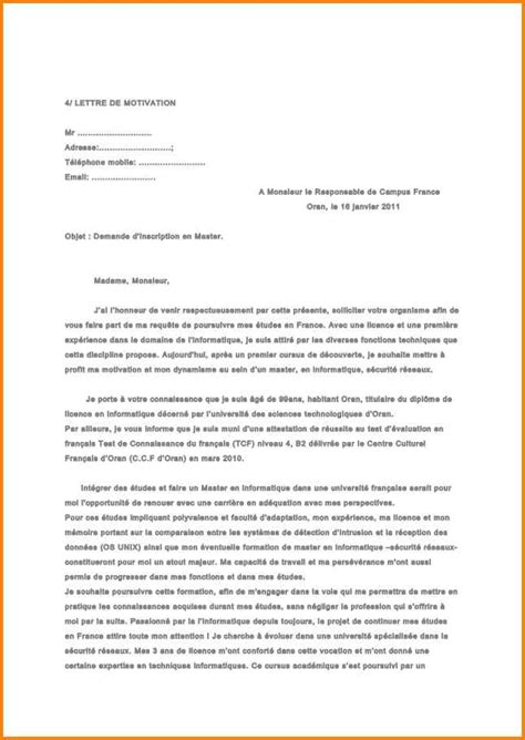 Stage Licence Lettre De Motivation 9 Lettre De Motivation Stage Psychologie Format Lettre