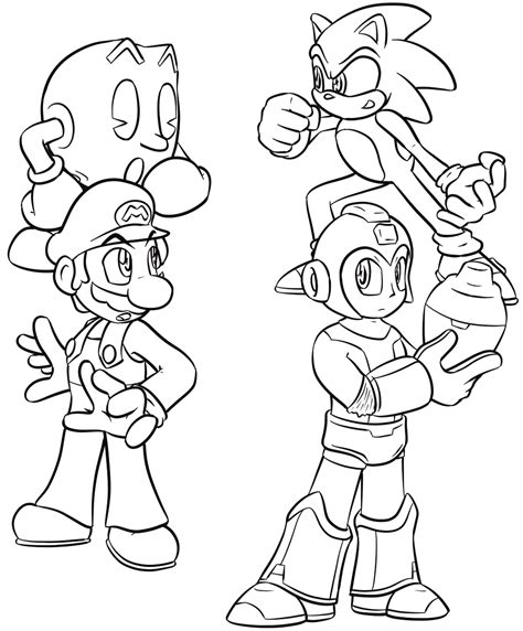 mario bro coloring pages mario brothers printable