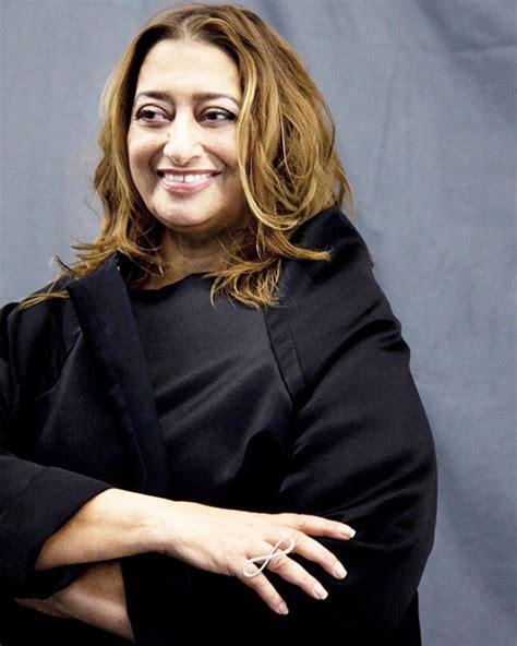 zaha hadid design style