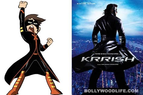 krrish 3 figure hrithik roshan s krrish now an animated series on
