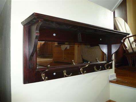 coat rack with mirror and shelf shelf coat rack with mirror by loranjskinkis on deviantart