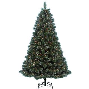 barcana cashmere fir slim donner blitzen incorporated 7 5 pre lit slim pine tree with 550 clear lights