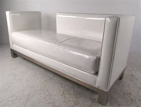 mid century modern style sofa mid century modern style chaise lounge sofa for sale at