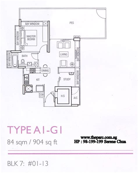 the parc condominium floor plan the parc condominium new property launches in singapore