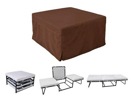 futon folding bed folding convertible sofa bed ottoman mattress lounge
