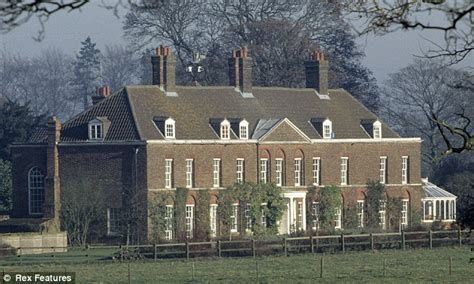 William and kate will kate and wills be handed mansion