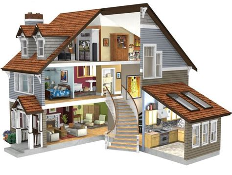 home design 3d classic dollhouse room designs home plan design servicec company 3d classic designs llc