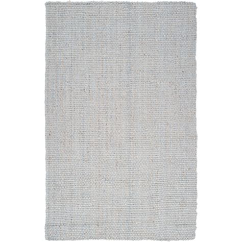light grey jute rug jute woven light grey rug design by surya burke decor