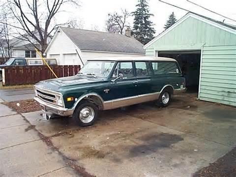 find used 1968 chevrolet suburban big block c 10 in