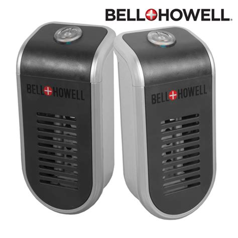 heartland america bell howell ionic maxx air purifier