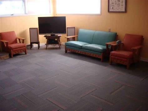 carpets for basements carpet tiles for basement goenoeng
