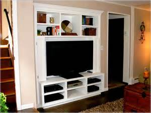 Flat Screen Tv Cabinets With Doors Wall Mount Wall Tv Cabinets For Flat Screens Home Design Ideas