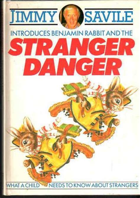 benjamin rabbit and the stranger danger hardcover foreword by sir jimmy saville hotukdeals
