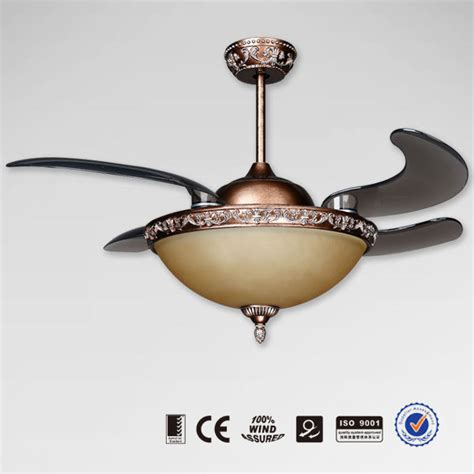 Ceiling Fans Europe by European Style New Model Retractable Ceiling Fan 44wg 9012