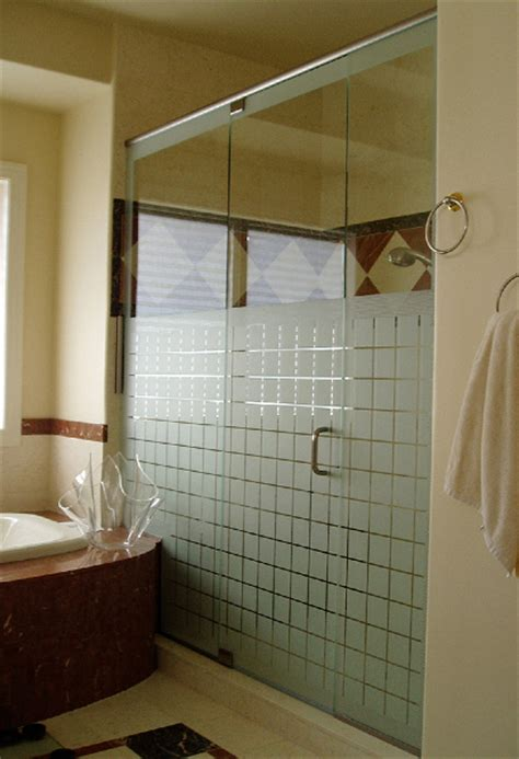 Custom Glass Shower Door by Chicago Custom Glass Shower Doors Chicago Custom Glass