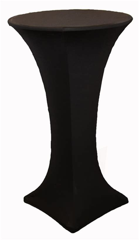 spandex highboy table cover universal spandex lycra highboy cocktail table cover