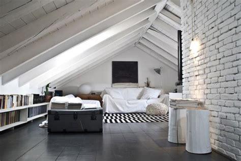 loft open space foto arredo interni un sencillo y r 250 stico loft italiano