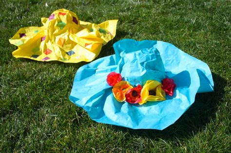How To Make Paper Hats For Adults - 20 gorgeous flower crafts crafts for