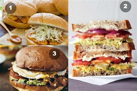 image gallery delicious sandwiches