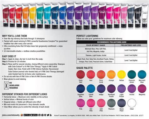 pravana color chart pravana vivids hair color chart www imgkid the