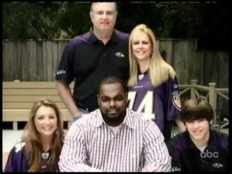 Blind Side Real Story Leigh Anne Tuohy Making A Difference Youtube