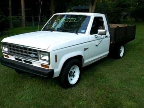 1983 Ford Ranger Diesel by 1983 Ford Ranger 2 2l Diesel
