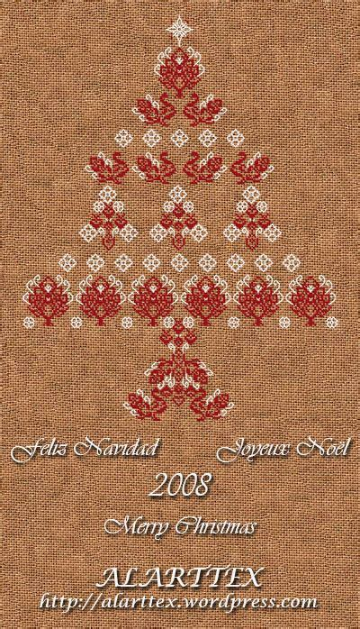to follow a pattern en francais 17 best images about cross my christmas christmas cross