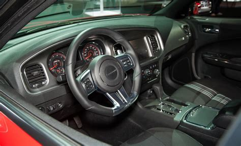 dodge charger 2014 srt8 interior
