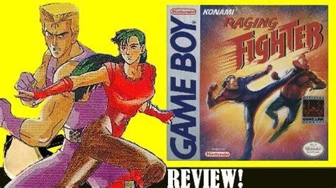 raging fighter gameboy pocket prize fighter gamester