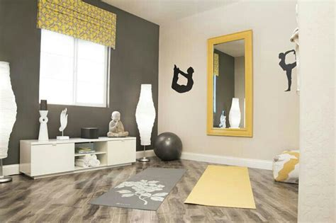 home yoga room design ideas yoga room my next home pinterest