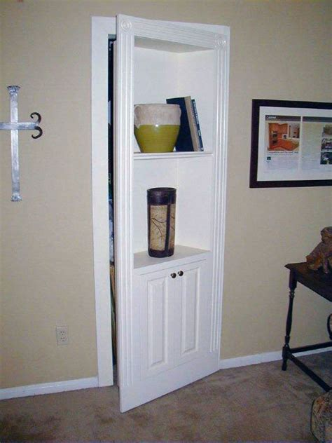 Secret Closet Doors secret closet bookcase door stashvault